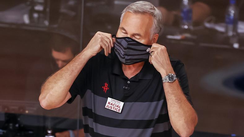 Rick Carlisle trener Dallas Maverick