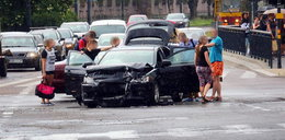 Kolejny wypadek na Zielonej. Winni kierowcy czy skrzyżowanie?