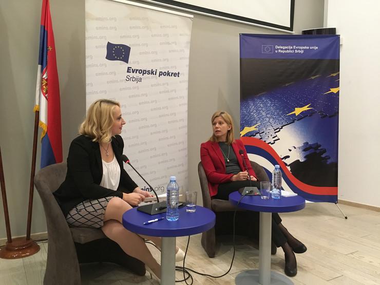 Pitaj me bilo sta o EU sa Ksenijom Milenkovic, 25. sept 2018