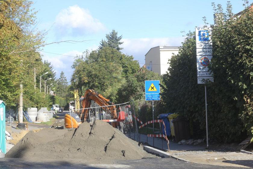 ul. Kubusia Puchatka w Gdańsku Oliwie