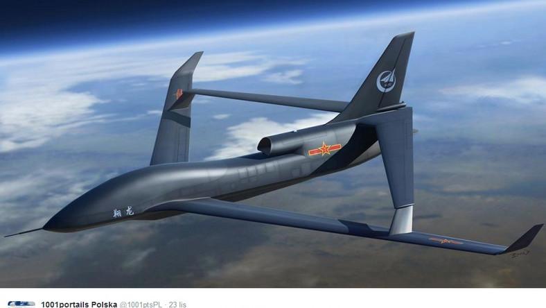 Chińska armia dronów. Pekin depcze po piętach USA!