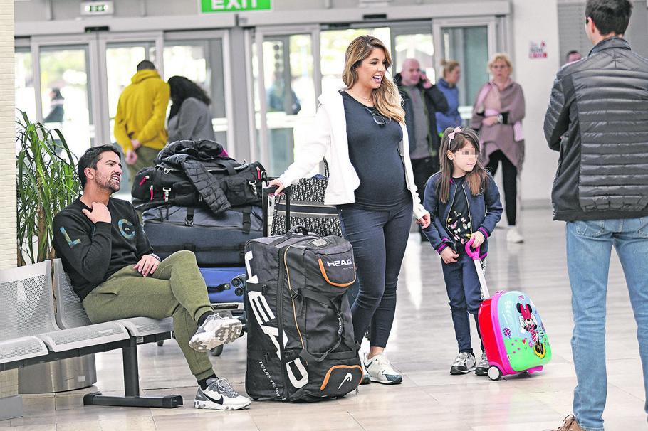 Tipsarevići na aerodromu