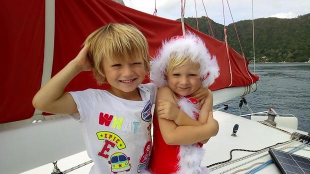 Kuba i Julian szykują się do Świąt