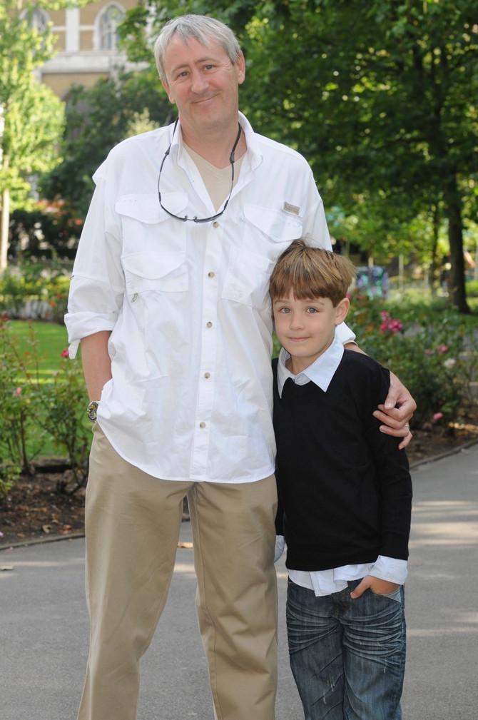Nikolas sa sinom Arčijem