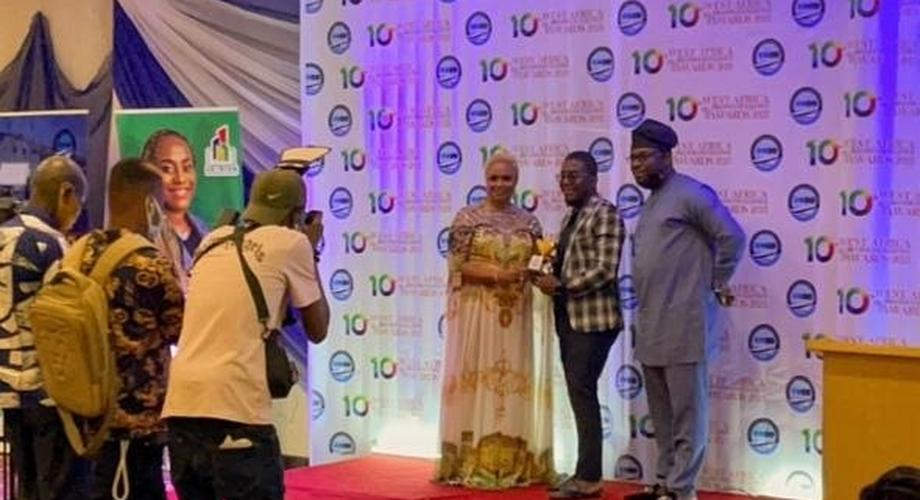 Team Dotts Media House emerges Digital Marketing Agency of The Decade at the 10TH West Africa Brands Excellence Awards 2021