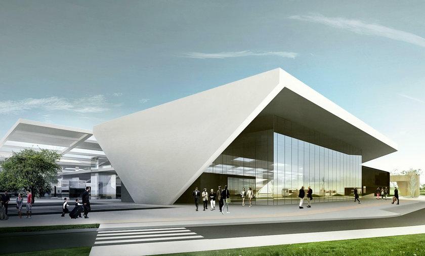 Taki będzie nowy Dworzec Zachodni
