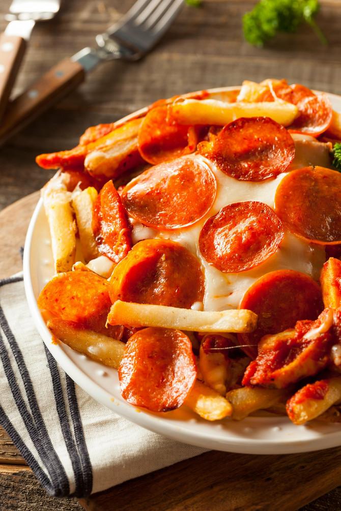 Potražite recept za pomfrit picu