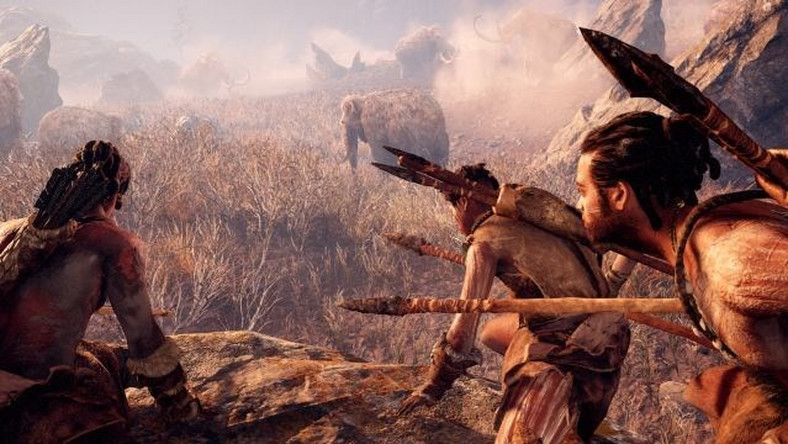 Mapa Far Cry Primal to ta znana z Far Cry 4?