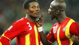 Stephen Appiah names top 5 Black Stars players, leaves out Asamoah Gyan