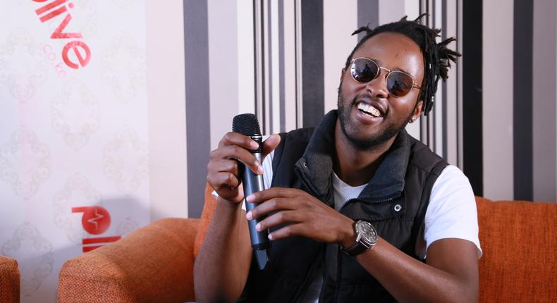 Kagwe is one of the hottest male celebrities in Kenya.