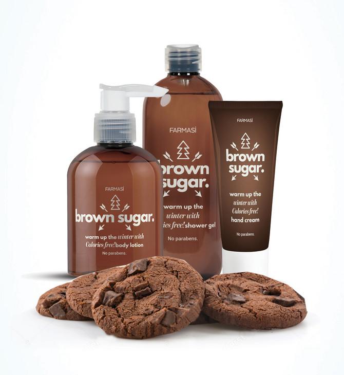 Brown Sugar linija za negu tela