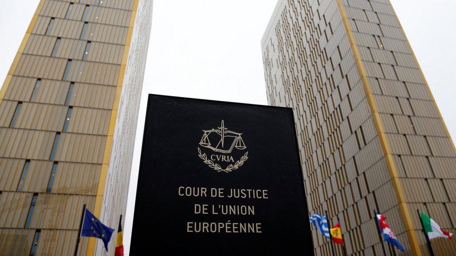 TSUE zajmuje się sprawą konkursu do Sądu Najwyższego