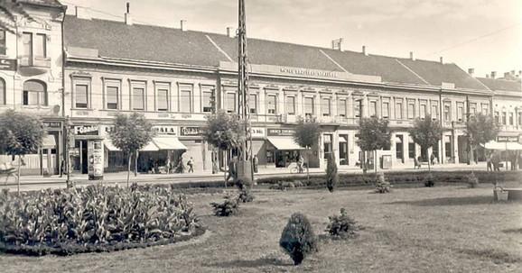 U blizini hotela Vojvodina nekada se nalazila muška javna kuća