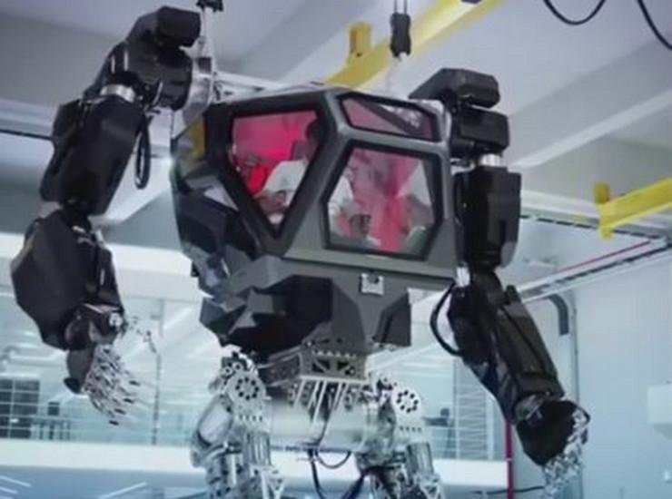 Robot Metod-1