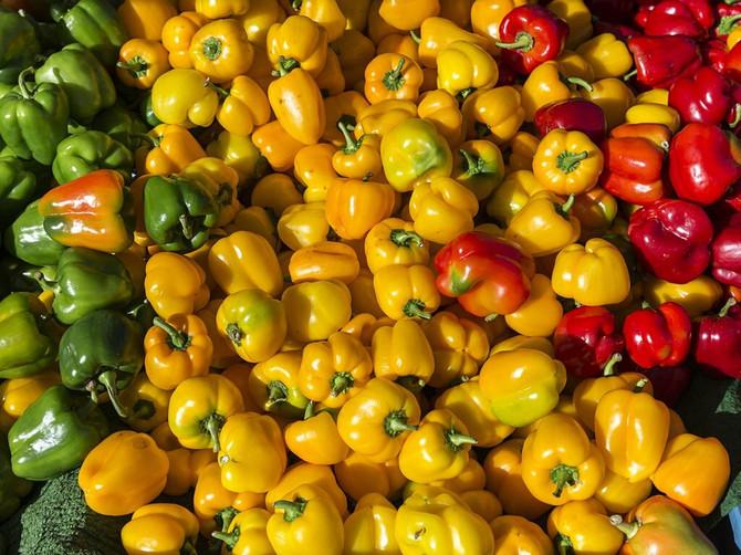 Zelene paprike su uvek najjeftinije