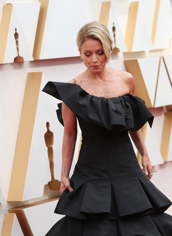 Keli Ripa na Oskaru 2020.
