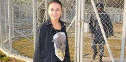 Ania Wiśniewska w więzieniu