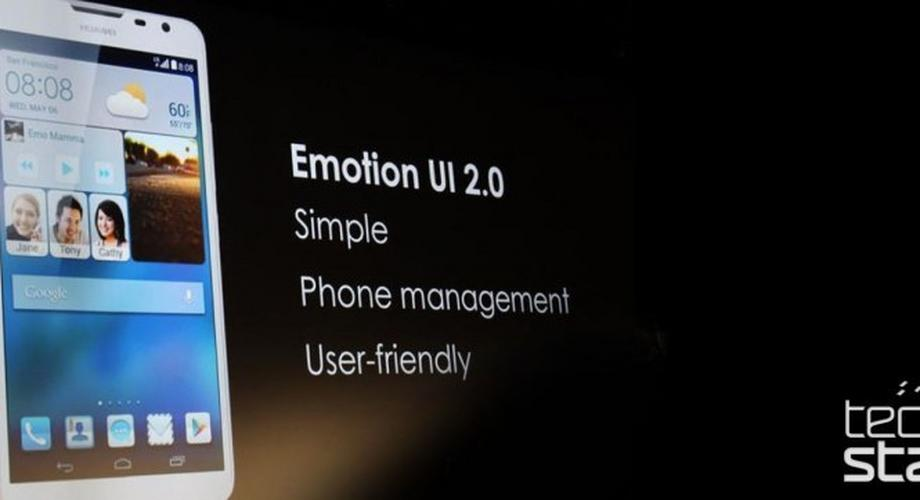 CES 2014: Huawei Ascend Mate 2 mit 6,1-Zoll-Display