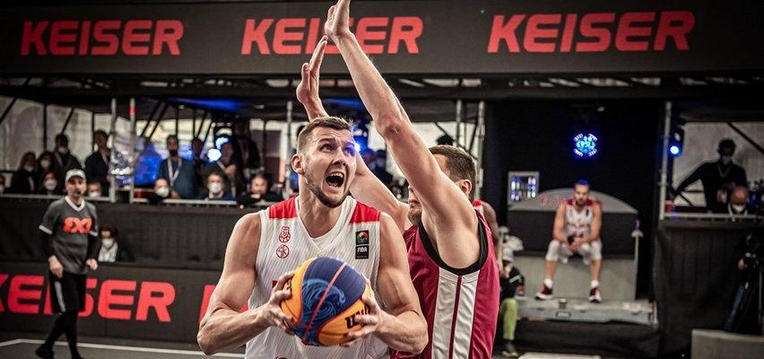 Tokio 2020. Koszykówka 3x3. Z kim i kiedy zagrają polscy koszykarze na igrzyskach? [TERMINARZ]