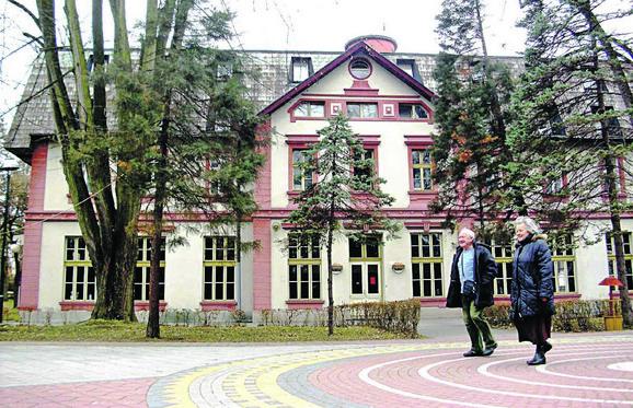 Hotel Podrinje, Banja Koviljača