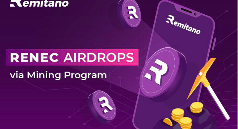Remitano enables free RENEC Mining Program for Ghanian users