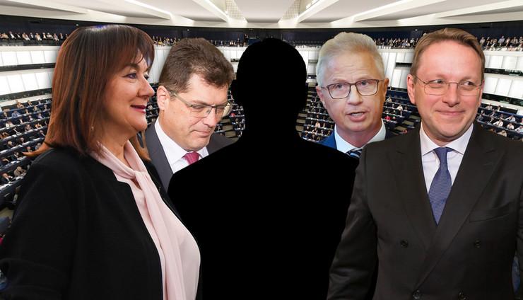 EU parlament, komesari, kombo