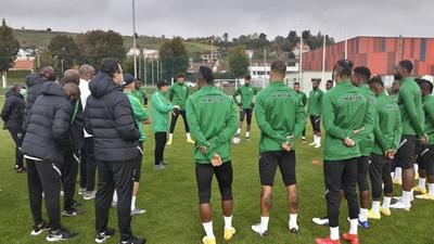 Super Eagles camp opens with Netherlands-based goalkeeper Maduka Okoye ahead of the double-header against Sierra Leone