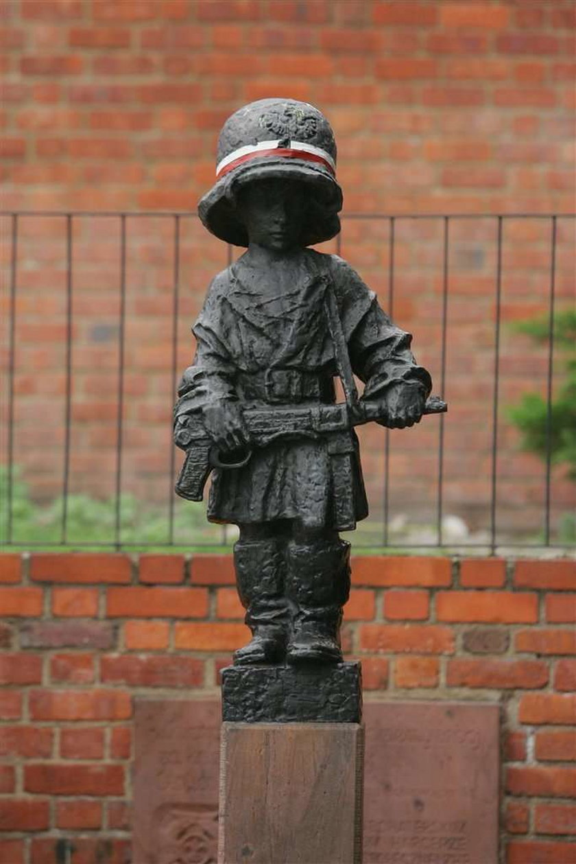 Lipińska ostro o Pomniku Małego Powstańca: Hańba