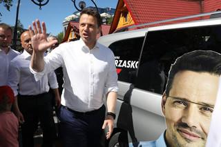 Wybory prezydenckie. Oficjalnie ponad milion podpisów pod kandydaturą Trzaskowskiego