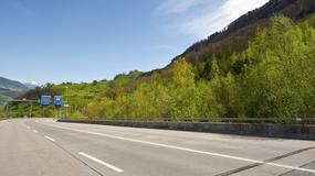 Szwajcaria - opłaty za autostrady
