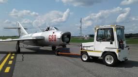 Unikatowy MiG-17PF na sprzedaż w USA. W Polsce przez lata był celem wandali i złomiarzy