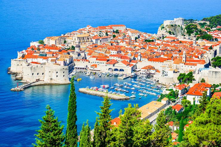 Hrvatska Dubrovnik Brač