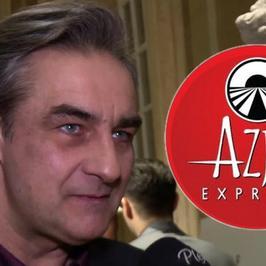 "Robert Gonera w ""Azja Express 2""?! Aktor komentuje"