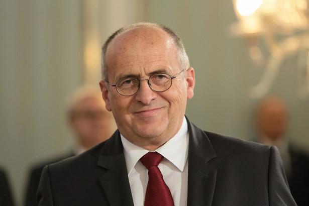 Poseł PiS Zbigniew Rau został wybrany w czwartek na przewodniczącego sejmowej Komisji Spraw Zagranicznych.