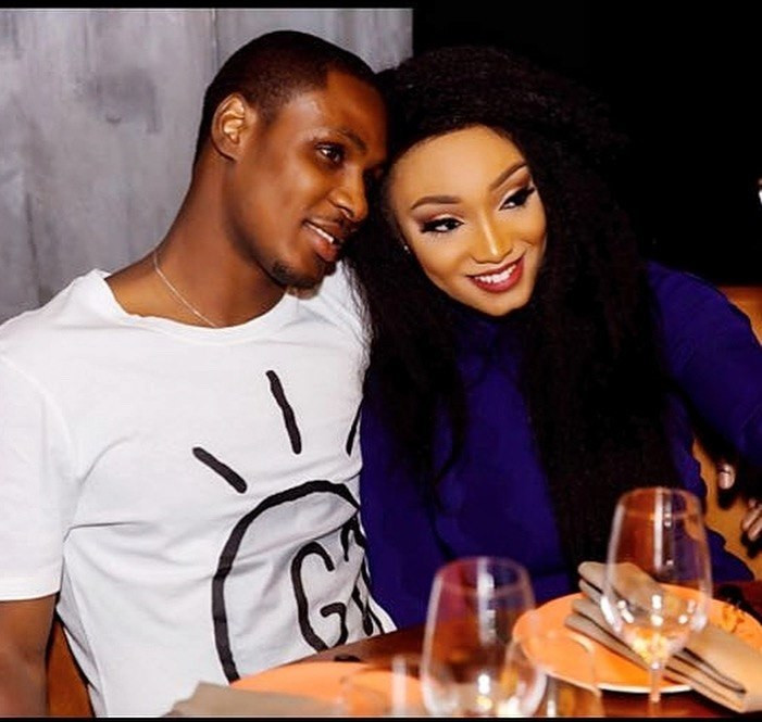 Sonia continues to insist that she and Ighalo are still legally married.