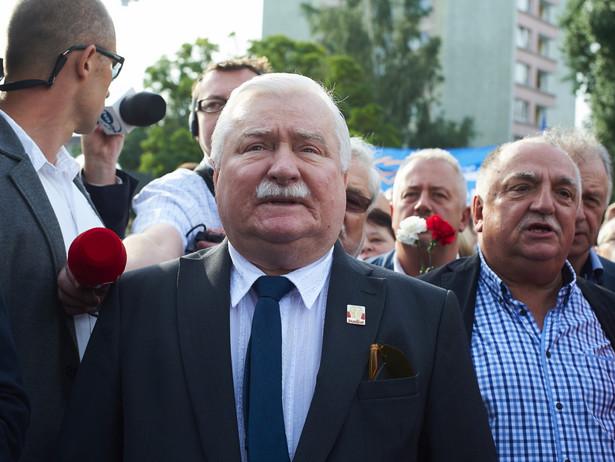 Pozorski był pytany w poniedziałek w Radiowej Jedynce o to, czy Lech Wałęsa może trafić do więzienia w związku z prowadzonym postępowaniem ws. składania przez niego fałszywych zeznań.