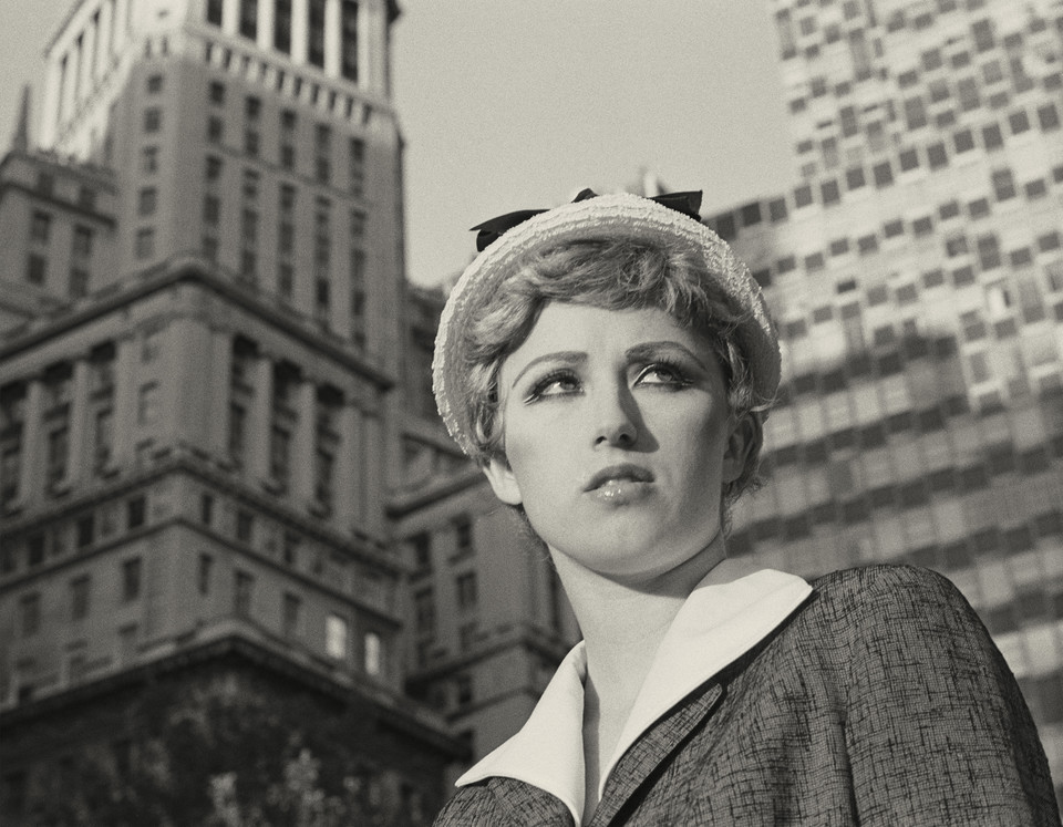 "Cindy Sherman, ""Untitled Film Still #21"" (1978)"