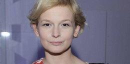 Dominika Ostałowska:  Tarzam się z synem po podłodze