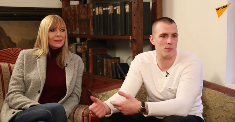 Olivera i Nikolas Ćirković