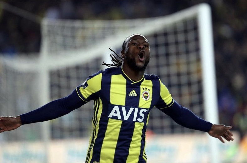 Victor Moses has been brillant since he returned to action in Turkey [Fenerbahce]