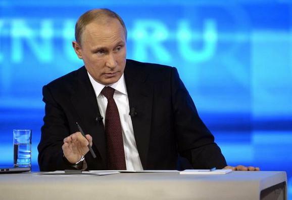 Obraćanje Vladimira Putina