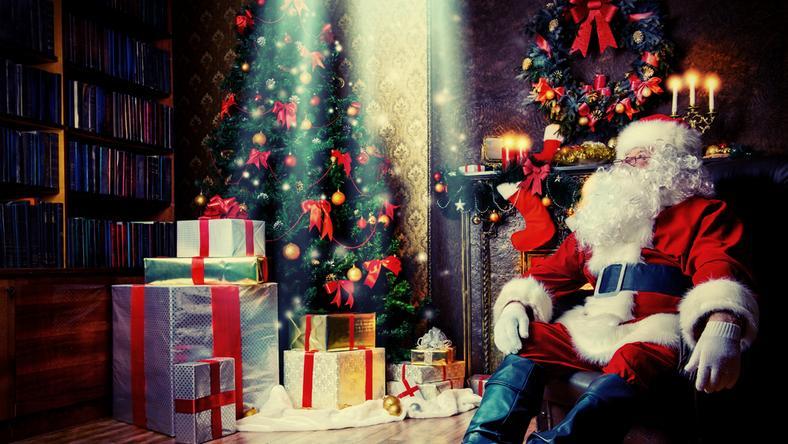 Święty Mikołaj ogłasza bankructwo