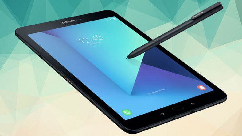 Samsung Galaxy Tab Advanced 2 na zdjęciu