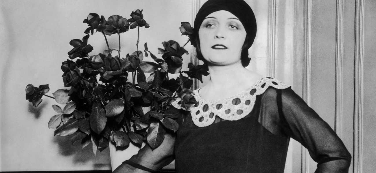 Pola Negri, 1930 / Keystone-France / GettyImages
