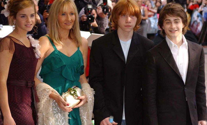 Jak obecnie wyglądają postaci z Harry'ego Pottera