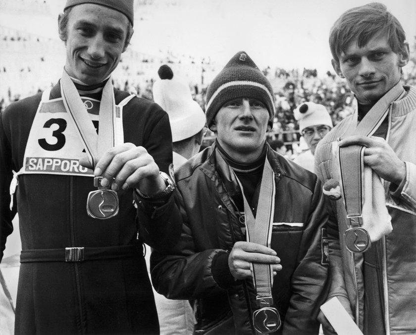 Mistrz olimpijski, Wojciech Fortuna : Dziś wiem, że wóda to kanał