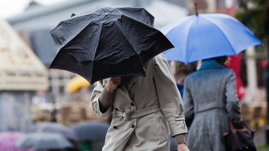 Prognoza pogody. Będzie padać, lokalnie możliwe burze [piątek 7 maja 2021 r.]