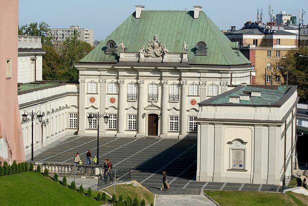 Pałac pod Blachą w Warszawie, fot. Cookofski / Wikimedia Commons, lic. cc-by-sa
