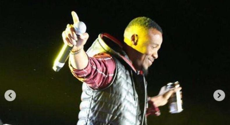 Alikiba's electrifying performance brings Oman to standstill