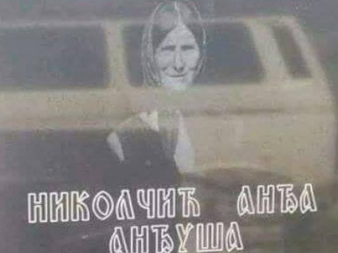 O Anđinom spomeniku priča cela Srbija: Kada vidite donji deo slike, biće vam jasno i zašto
